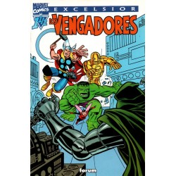 LOS VENGADORES 1-1/2