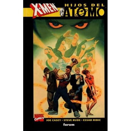 X-MEN: HIJOS DEL ÁTOMO