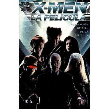 X-MEN: LA PELÍCULA