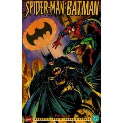 SPIDERMAN/ BATMAN