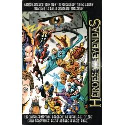 ESPECIAL MARVEL: HÉROES Y LEYENDAS