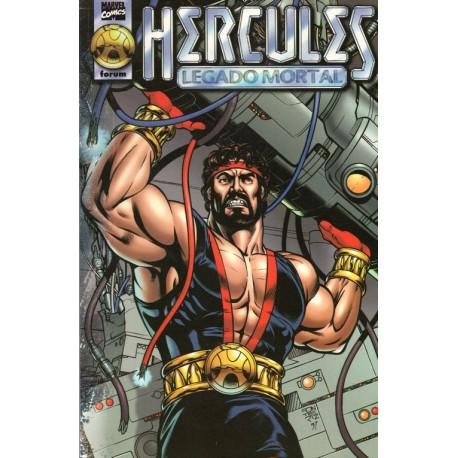 HERCULES: LEGADO MORTAL