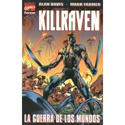 KILLRAVEN: LA GUERRA DE LOS MUNDOS