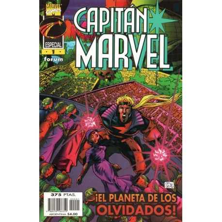 ESPECIAL CAPITÁN MARVEL III