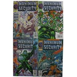 MAXIMUM SECURITY. COMPLETA