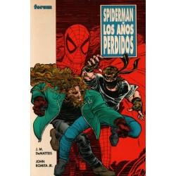SPIDERMAN: LOS AÑOS PERDIDOS