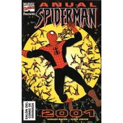 SPIDERMAN ANUAL 2001