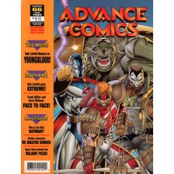 ADVANCE COMICS Núm 66