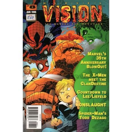 MARVEL VISION Núm 8