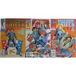 KITTY PRYDE: AGENTE DE S.H.I.E.L.D COMPLETA