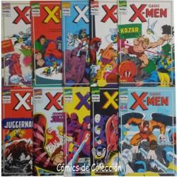 CLASSIC X-MEN VOL 2 COMPLETA