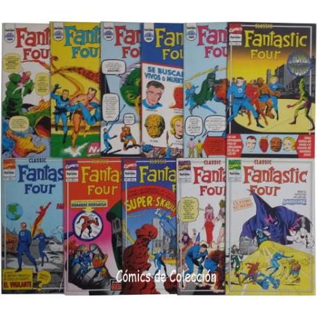 FANTASTIC FOUR CLASSIC COMPLETA