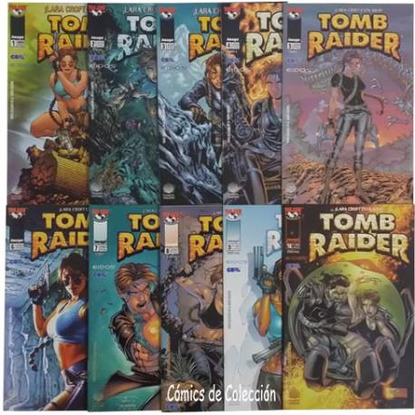 TOMB RAIDER COMPLETA