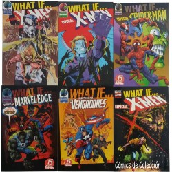 WHAT IF… ESPECIAL COMPLETA