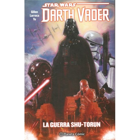 STAR WARS: DARTH VADER Núm 3 LA GUERRA SHU-TORUN