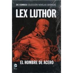 DC COMICS Núm 22: LEX LUTHOR, EL HOMBRE DE ACERO