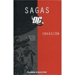 SAGAS DC Núm 4: INVASIÓN