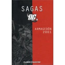 SAGAS DC Núm 6: ARMAGEDDON 2001