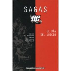 SAGAS DC Núm 9: EL DÍA DEL JUICIO
