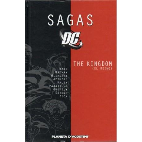 SAGAS DC Núm 10: THE KINGDOM (EL REINO)