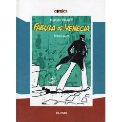 CÓMICS EL PAÍS Núm. 4 FÁBULA DE VENECIA. PRIMERA PARTE