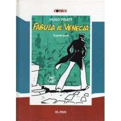 CÓMICS EL PAÍS Núm. 5 FÁBULA DE VENECIA. SEGUNDA PARTE