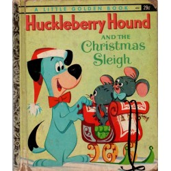 HUCKLEBERRY HOUND AND THE CHRISTMAS SLEIGH