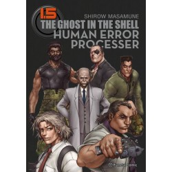 THE GHOST IN THE SHELL 1,5: HUMAN ERROR PROCESSER