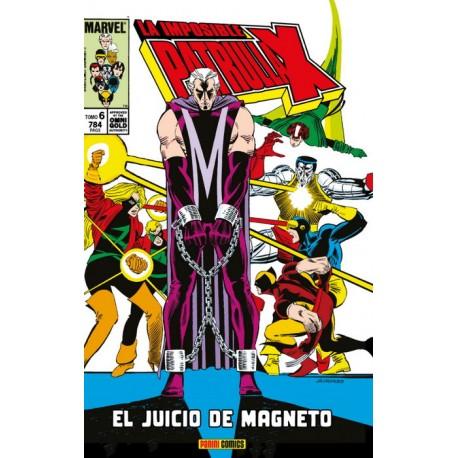 LA IMPOSIBLE PATRULLA- X Num. 6: EL JUICIO DE MANETO