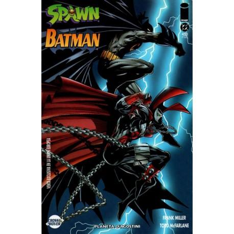 SPAWN VS. BATMAN