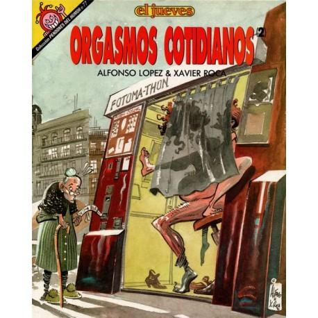 PENDONES DEL HUMOR Núm 77: ORGASMOS COTIDIANOS