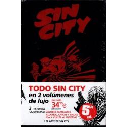 SIN CITY Núm 2 INTEGRAL