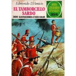 JOYAS LITERARIAS JUVENILES. Núm 94. EL TAMBORCILLO SARDO