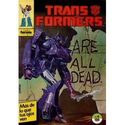 TRANSFORMERS Núm 4