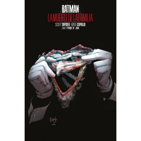 BATMAN: LA MUERTE DE LA FAMILÍA EDICIÓN DELUXE