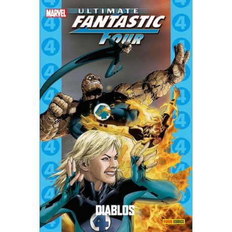 ULTIMATE FANTASTIC FOUR: DIABLOS