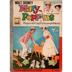 "DUMBO Núm 4 ""MARY POPPINS"""