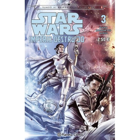 STAR WARS: IMPERIO DESTRUIDO Núm 3