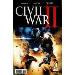 CIVIL WAR II Núm. 0