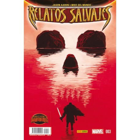 SECRET WARS: RELATOS SALVAJES Núm. 3