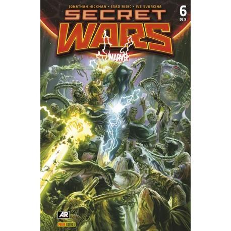 SECRET WARS Núm. 6