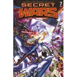 SECRET WARS Núm. 7