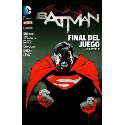 BATMAN Núm 37: FINAL DEL JUEGO parte 2