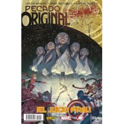 PECADO ORIGINAL Núm. 4: ¡EL JUICIO FINAL!