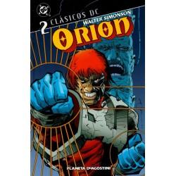 CLÁSICOS DC: ORION Núm 2