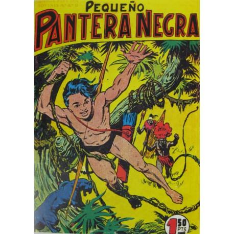 PEQUEÑO PANTERA NEGRA.  LOTE DE LOS NÚMS. 55 AL 83. REEDICION