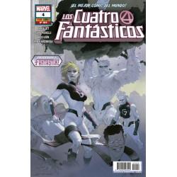 LOS CUATRO FANTÁSTICOS V7 Núm. 104