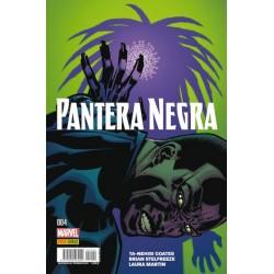 PANTERA NEGRA V2 Núm. 4