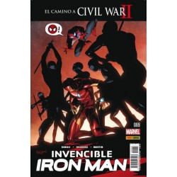 INVENCIBLE IRON MAN VOL 2 Núm. 69