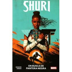 SHURI Núm. 1: EN BUSCA DE PANTERA NEGRA